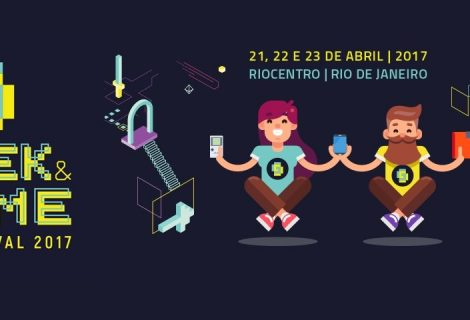 Game & Geek Rio Festival vai promover palestras Épicas!!!