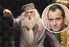 Jude Law será Dumbledore em Animais Fantásticos e Onde Habitam 2