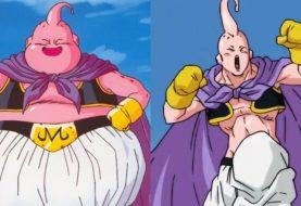 Majin Boo passa por transformação e fica magro em Dragon Ball Super