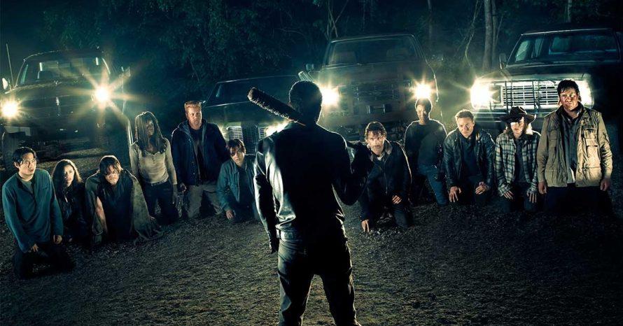 5 momentos importantes do final da 7ª temporada de The Walking Dead