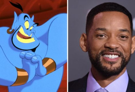 Will Smith deve interpretar Gênio em novo filme live-action de Aladdin