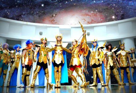 Cavaleiros do Zodíaco ganha filme live-action produzido por Hollywood