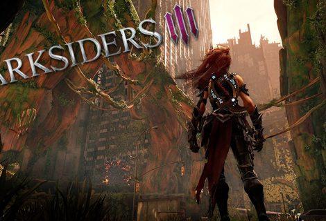 Darksiders III vaza na internet e ganha trailer oficial