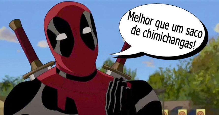 Série animada de Deadpool co-criada por Donald Glover está em produção