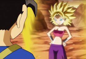 Dragon Ball Super mostra primeira mulher em forma de Super Saiyajin