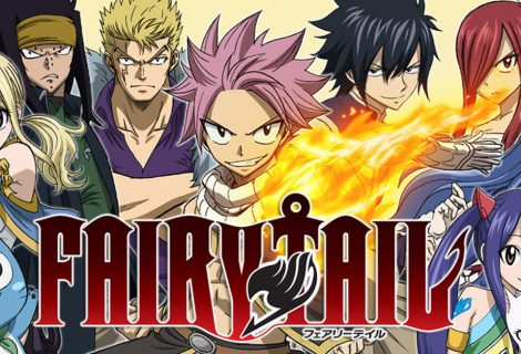 Mangá de Fairy Tail chega ao fim nos próximos 2 volumes