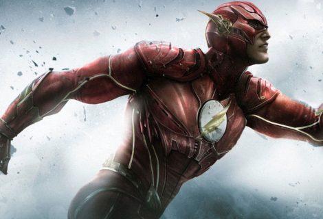 """Novo script do filme do Flash é uma """"história perfeita de aprendizado"""""""