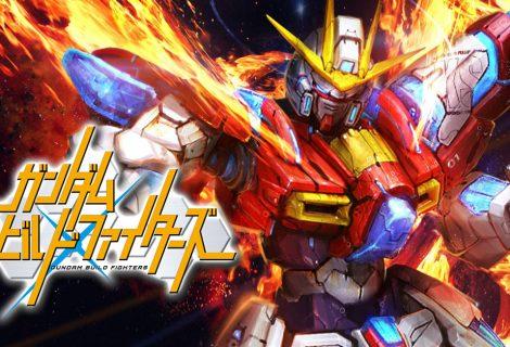 Gundam Build Fighters ganha dois novos projetos de anime