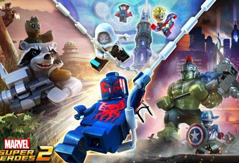 Lego Marvel Super Heroes 2 anunciado oficialmente com novo teaser