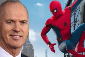 Michael Keaton - Abutre - Homem-Aranha