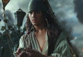 Vilão do novo Piratas do Caribe seria mulher, mas Johnny Depp vetou