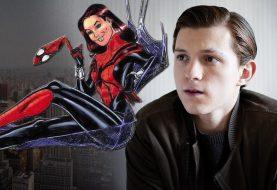 Tom Holland quer Spider-Girl na sequência de Homem-Aranha