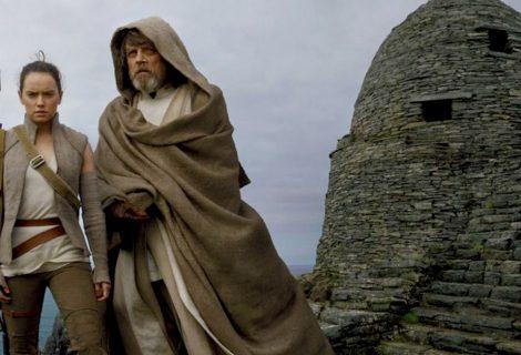 Veja algumas das fotos dos bastidores de Star Wars: Os Últimos Jedi