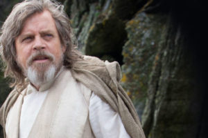 Star Wars Mark Hamill - Os Últimos Jedi