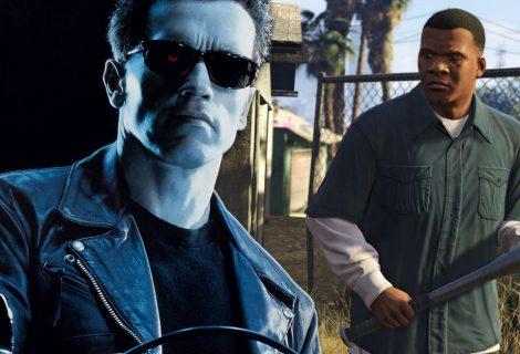 Russos recriam o filme Exterminador do Futuro 2 dentro de GTA 5