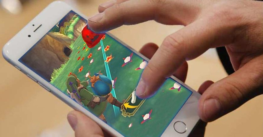 Rumor afirma que um novo jogo de Zelda para celulares está em produção