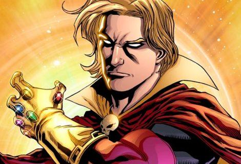 Por que Adam Warlock ainda não apareceu nos filmes da Marvel?