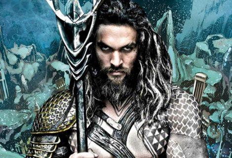 Jason Momoa dá spoilers sobre Aquaman em Liga da Justiça e filme solo