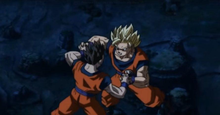 Prévia de Dragon Ball Super mostra luta entre Goku e Gohan; assista