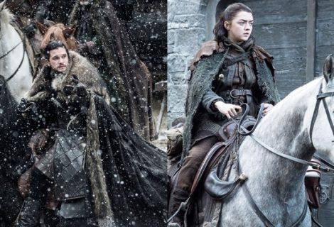 Novas imagens da sétima temporada de Game Of Thrones são divulgadas