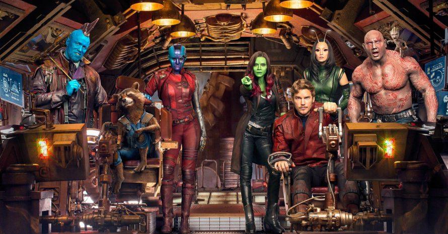 Os 10 melhores momentos de Guardiões da Galáxia Vol. 2