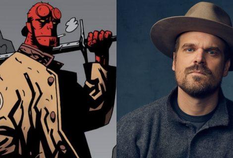 Hellboy vai ganhar reboot com ator de Stranger Things, afirma site