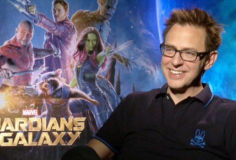 James Gunn fala da chance de Guardiões 3 ter os Asgardianos da Galáxia