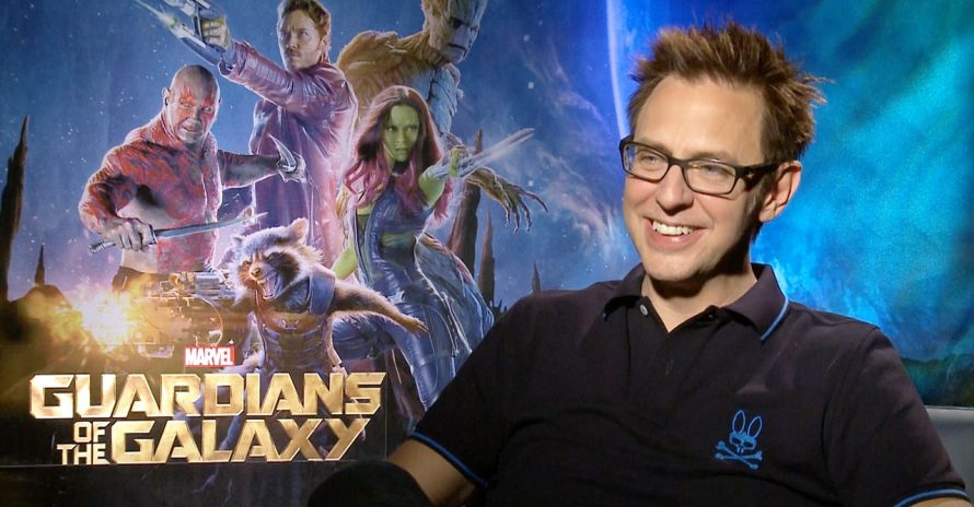 James Gunn confirma título do 3° Guardiões da Galáxia e explica motivo