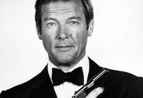 10 momentos memoráveis de Roger Moore no papel de James Bond