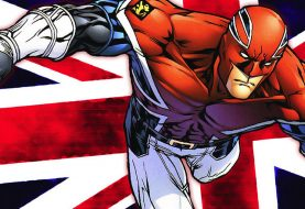Herói cult Capitão Britânia pode ganhar um filme no Universo Marvel
