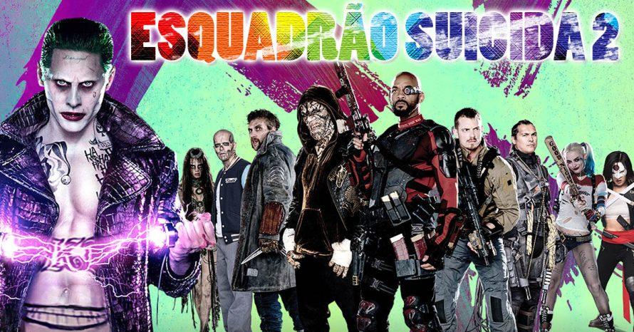 Esquadrão Suicida 2 da DC pode ser filmado ano que vem