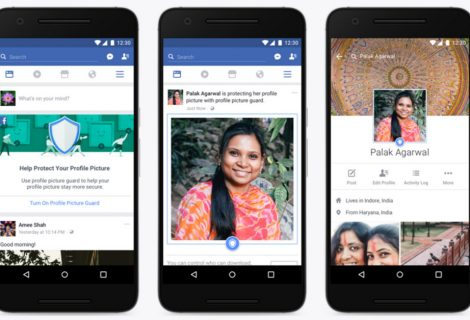 Facebook está testando uma nova função para impedir o roubo de fotos