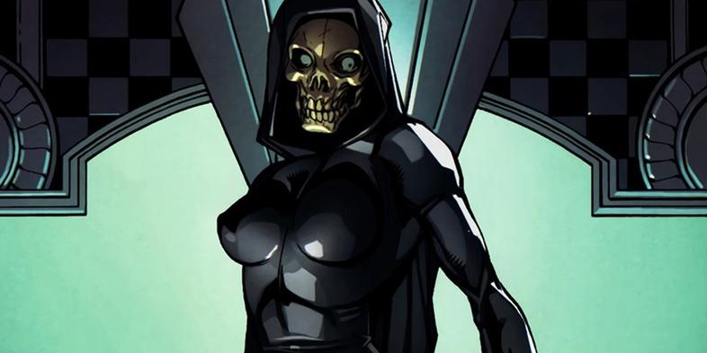 Mistress-Death