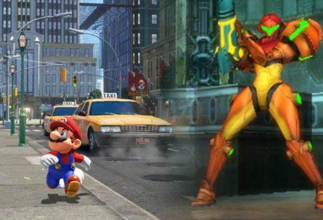 Nintendo conquista os fãs na E3 com novo Metroid e Super Mario Odyssey