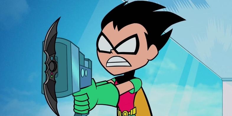 Robin teen-Titans