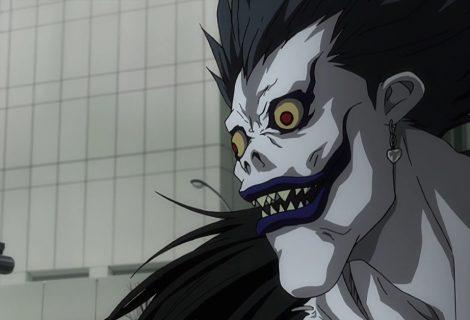 Primeira imagem de Ryuk no filme de Death Note é divulgada
