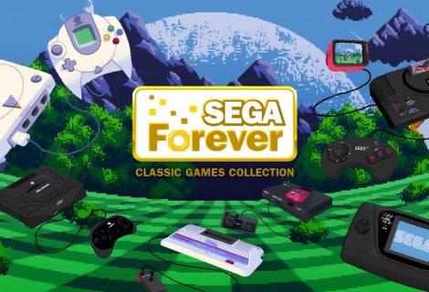 Sega Forever é novo serviço com jogos grátis para iOS e Android