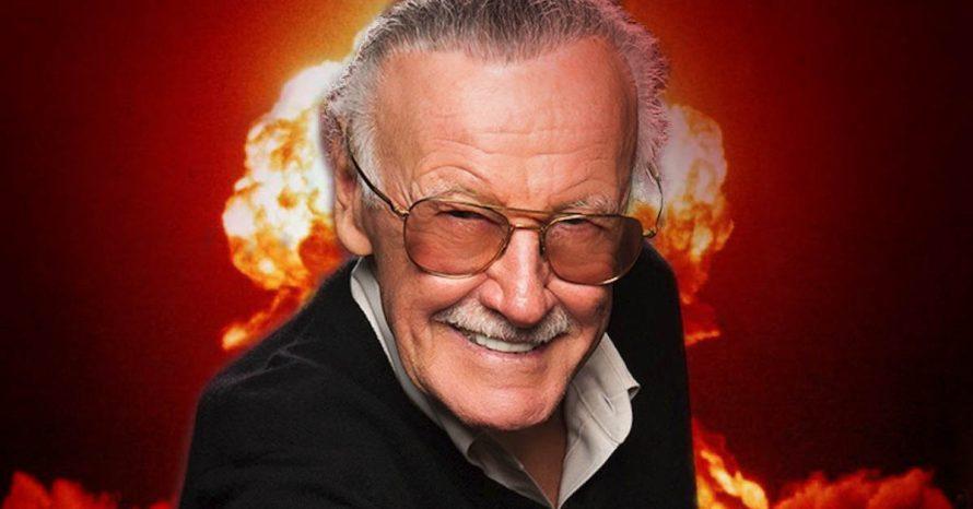 Aparição de Stan Lee em Aranhaverso seria um pouco diferente