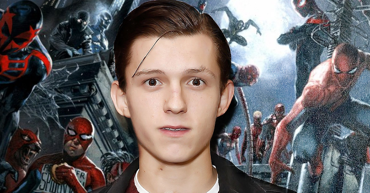 tom holland ultimato