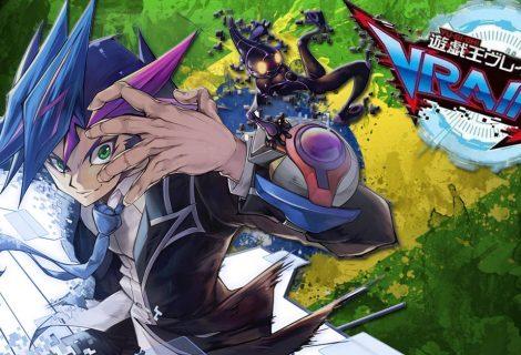 Crunchyroll vai transmitir Yu-Gi-Oh! VRAINS no Brasil