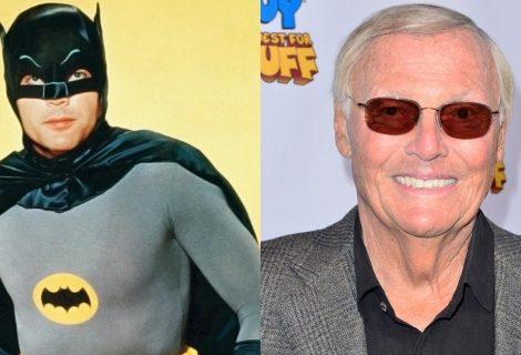 Morre o ator Adam West, intérprete de Batman na TV