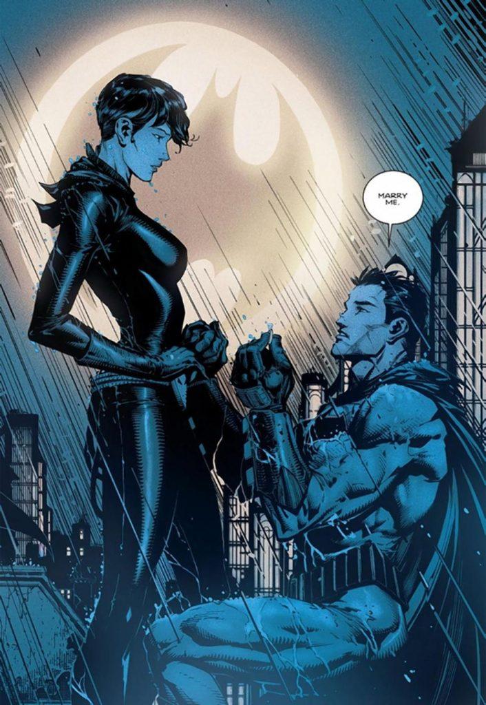 Batman e Mulher-Gato