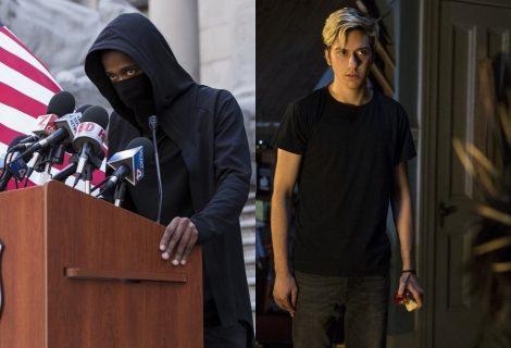Por que L e Light, do filme de Death Note, não são asiáticos?