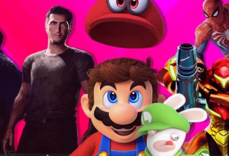 Os games que mais chamaram a atenção na edição 2017 da E3