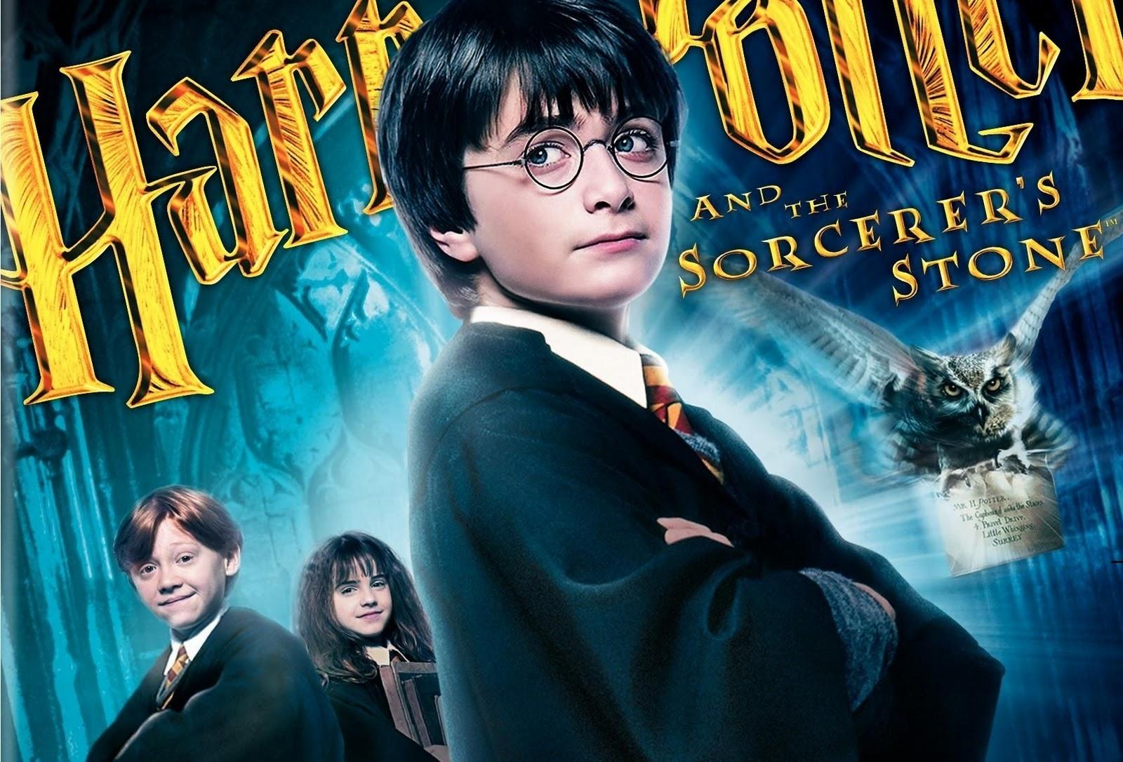 Harry Potter É A Pedra Filosofal within harry potter e a pedra filosofal: facebook e twitter celebram 20