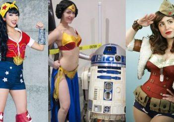 10 cosplays diferentes - e incríveis - de Mulher-Maravilha