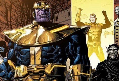 Rumor sobre Ordem Negra conecta Vingadores: Guerra Infinita a Guardiões da Galáxia