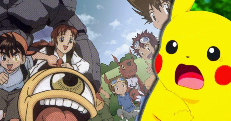 15 séries e franquias que são cópias descaradas de Pokémon