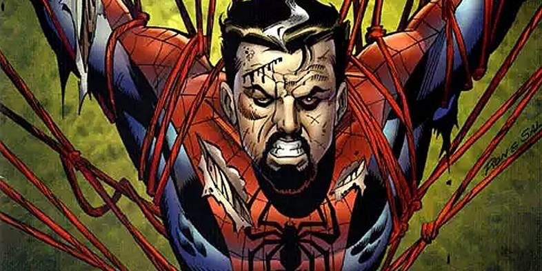 spiderman old