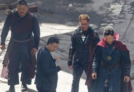 Heróis aparecem em vídeo e fotos do set de Vingadores: Guerra Infinita; veja